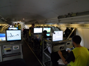 Inside the BAe146